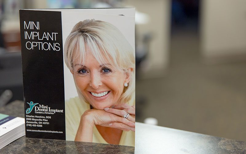 Brochures at Hawkins Complete Dental Service in Zanesville, OH